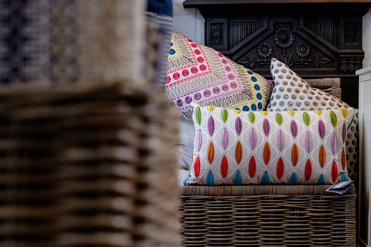 Cushions by Country Seats Dorset